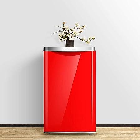 refrigerador de una Puerta, congelador, 72L, hogar Retro pequeño ...