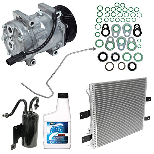 Universal Air Conditioner KT 1416A A/C Compressor/Component Kit