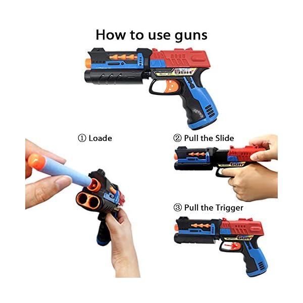HOMILY-Digital-Target-Compatible-for-Nerf-Guns-RivalBlasterMegaJolt