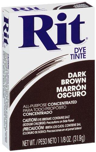 Rit All Purpose Powder Dye Brown