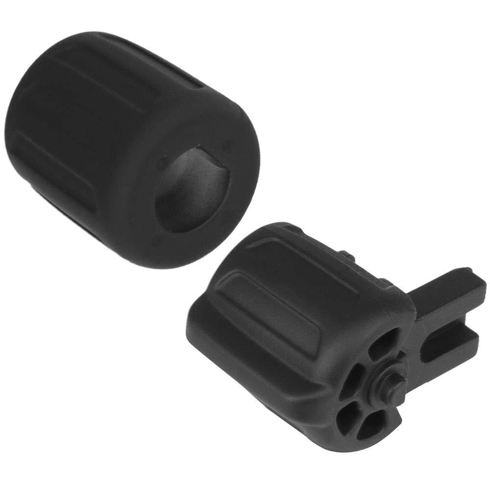 1 paire de boutons en caoutchouc multifonction pour GT F10 F02 Matefielduk Interrupteur de volant