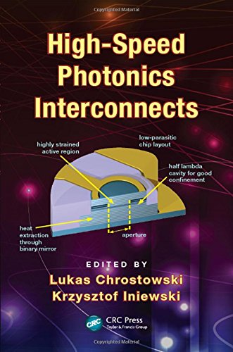 High-Speed Photonics Interconnects (Devices, Circuits, and Systems)-cover