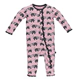 KicKee Pants Bamboo Girls' Coveralls