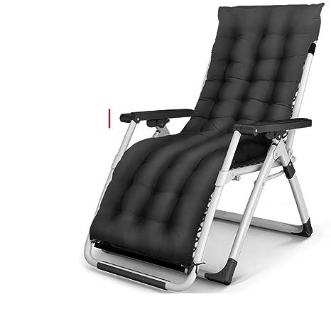 ZYFTYI Sillón reclinable de jardín Mecedora reclinable ...
