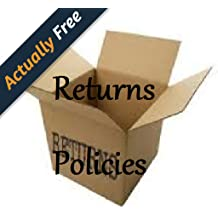 Return Policies Full