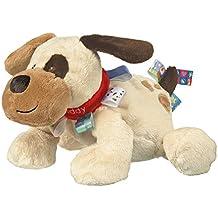 Mary Meyer Taggies Buddy Dog, Brown / Beige