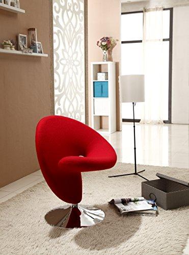 (International Design USA Ziggy Swivel Leisure Chair,)
