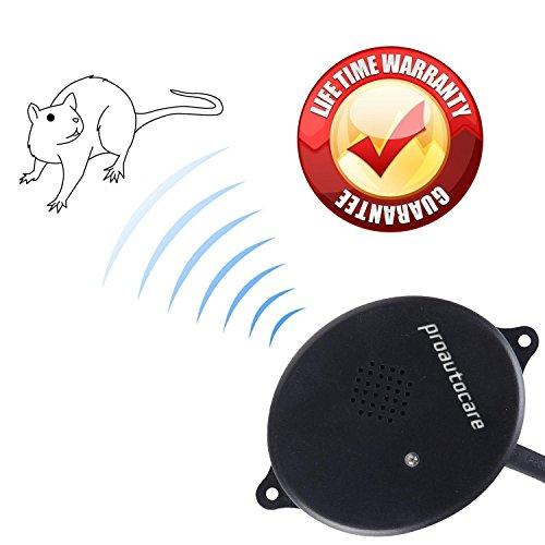 PROAUTOCARE Underhood Animal Ultrasonic Repeller product image
