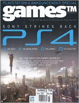 Games Magazine (No  133) (Imagine Publishing Ltd (Sony