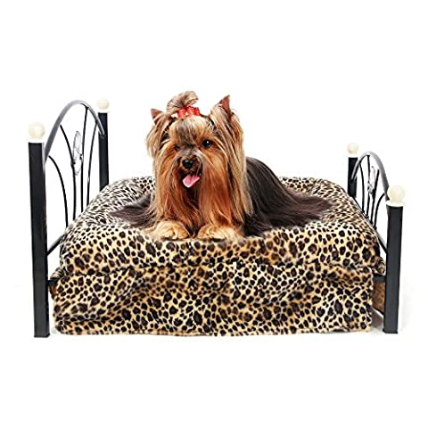 Pet Bed Cat Kennel Nest Dog Bed Sofa Luxury For Dogs Chihuahua Kitten House Puppy Furniture - Bailey Bedding Canopy Top