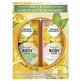 Herbal Essences Body Envy Hair & Body Wash + Conditioner Bundle Pack, 692 Milliliters