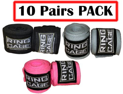 Mexican Stretch Handwraps 120