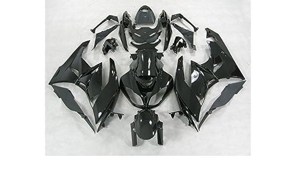 Amazon.com: Moto Onfire Fairings Kits Bodywork For Kawasaki ...