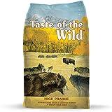 Taste Of The Wild Grain Free High Protein Dry Dog Food High Prairie Adult - Venison & Bison 30Lb