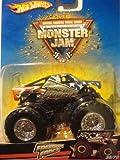 Hot Wheels Monster Jam Truck Freedom Force stars 'n stripes issue scale 1/64 #38