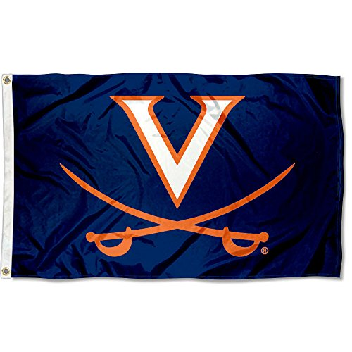 Virginia Cavaliers UVA University Large College ()