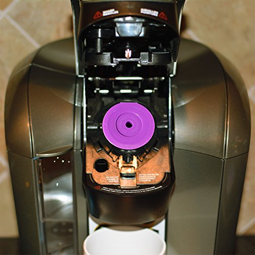 FROZ-CUP 2.0 - 4 Refillable/Reusable K Cups for Keurig 2.0 - K200, K300, K400, K500 Series and ...