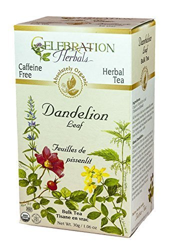 Celebration Herbals Dandelion Organic Loose