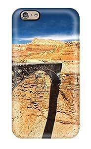 For LbYlNwN8634MOrVM Navajo Bridge Over Colorado River Protective Skin/Case For Iphone 4/4S Cover Case Cover