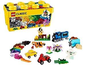 LEGO Classic 10696 - LEGO Mittelgroße Bausteine-Box