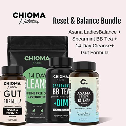 Asana LadiesBalance by CHIOMA Nutrition Women's Hormone Balance