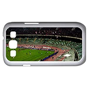Stadio San Nicola (Modern Series) Watercolor style - Case Cover For Samsung Galaxy S3 i9300 (White)