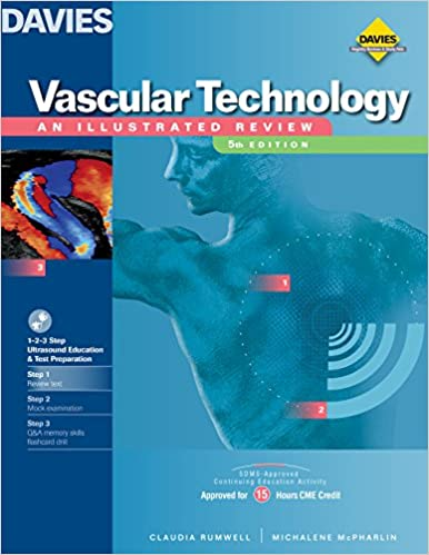 Amazon ultrasonography radiology books vascular technology an illustrated review fandeluxe Choice Image