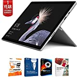 Microsoft Surface Pro Intel Core i5, 8GB RAM, 256GB (FJX-00001) with Software + Extended Warranty Bundle