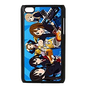 apple ipod touch Case Gdragonhighfive Cell Phone Case Cover K-On Chibi Girl Band IPod Touch 4 Case Cover by icecream design