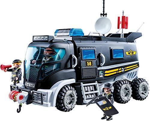 Playmobil City Action 9360 - Veicolo Unità Speciale con Luci e Suoni, dai 4 anni