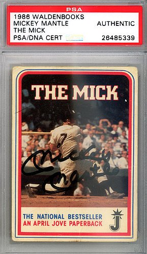 mickey-mantle-signed-1986-waldenbooks-card-new-york-yankees-psa-dna-authentication-baseball-collecti