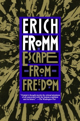 Escape from Freedom [Erich Fromm] (Tapa Blanda)