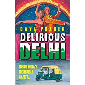 Delirious Delhi Audiobook