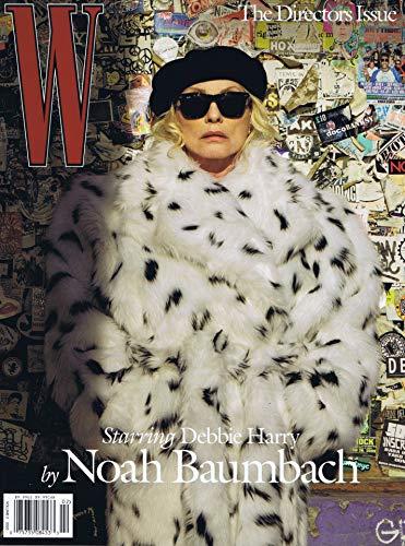 W Magazine 最新号 表紙画像