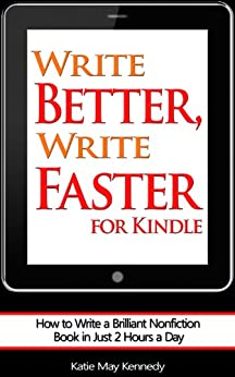 how to write a kindle book