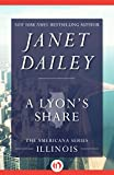 A Lyon's Share by Janet Dailey front cover