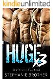 HUGE X3: A MFMM Menage Stepbrother Romance