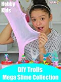 Hobby Kids DIY Trolls Mega Slime Collection