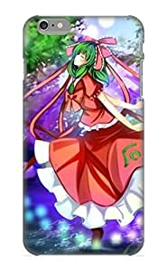 Travers-Diy Iphone 6 Plus Anime Touhou Print High Quality CTS1T7GE8aF Gel Frame case cover For New Year's Day