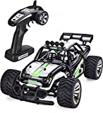 remote control big foot - SIMREX A120 RC CARS High Speed 20MPH Scale RTR Remote control Brushed Monster Truck Off road Car Big Foot RC 2WD ELECTRIC POWER BUGGY W/2.4G Challenger Green