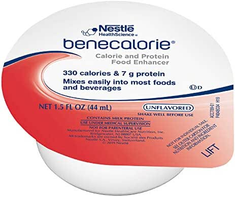 Benecalorie Calorie and Protein Food Enhancer Unflavored, 24 Count