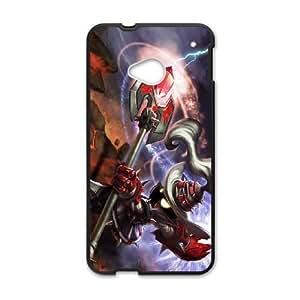 HTC One M7 Black phone case Veigar league of legends AJK8715182