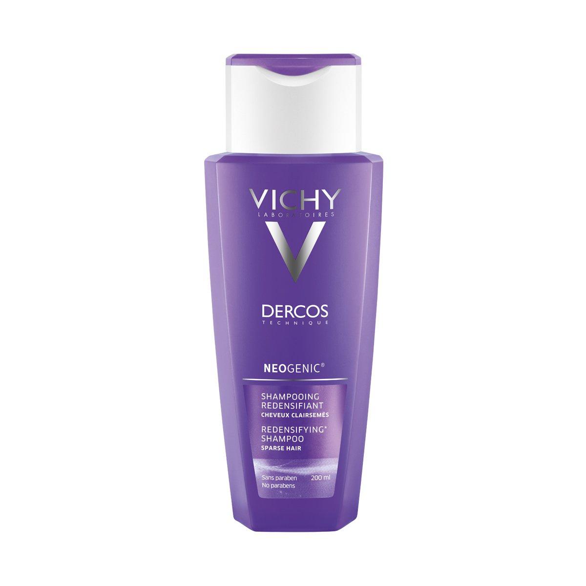 Vichy shampoo for hair loss: customer reviews