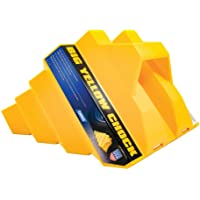 Camco 44419 Big Yellow Chock, 1 Pack