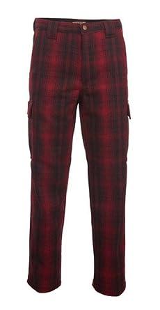 52bf10459447 Black And Red Tartan Pants