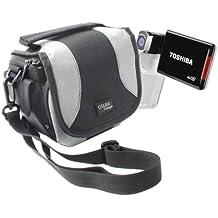 DURAGADGET Camcorder Case Compatible With Toshiba Camileo X400, S30 PX1729E & Camileo BW10 PX1699E
