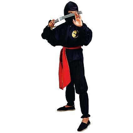 chiber Disfraces Disfraz de Ninja para Niño (Talla 10 ...