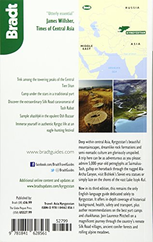 Kyrgyzstan (Bradt Travel Guide)
