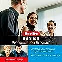 English Pronunciation Program Audiobook by Paulette Dale, Lillian Poms Narrated by Paulette Dale, Lillian Poms