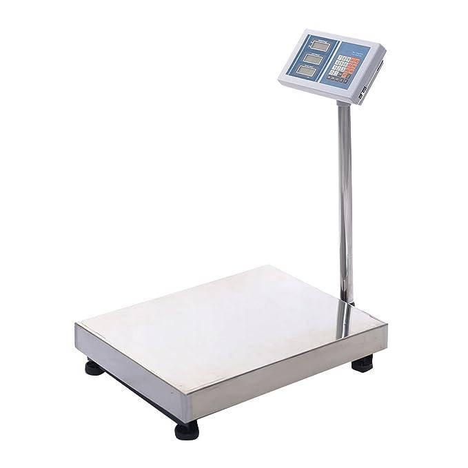 51b3379eb1b0 COLIBROX--660lbs Weight Computing Digital Floor Platform Scale Postal  Shipping Mailing New. digital platforms. heavy duty platform weighing  scale. ...